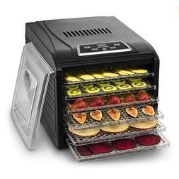 Gourmia GFD1650 Premium Electric Food Dehydrator Machine - D