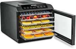 Gourmia GFD1680 Premium Countertop Food Dehydrator 6 Drying