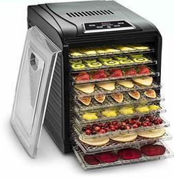 Gourmia GFD1950 Premium Countertop Food Dehydrator 9 Drying