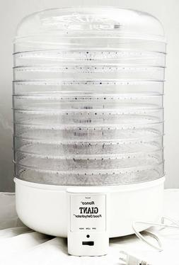 giant 10 tray deluxe fast slow 500