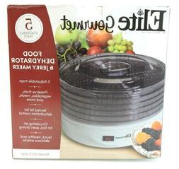 Elite Gourmet 5-Tray Food Dehydrator
