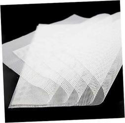 GUCUJI Pack of 5 Premium Non stick Silicone Dehydrator Sheet
