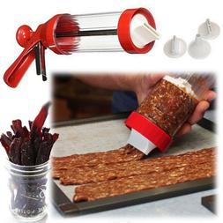 Jumbo Jerky Gun Kit With Stainless-Steel Trigger And Ratchet