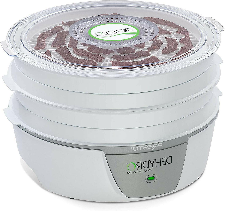 06300 dehydro electric food dehydrator new free