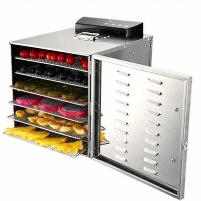 110/220V 6 Layers Food Dehydrator Vegetable Drying