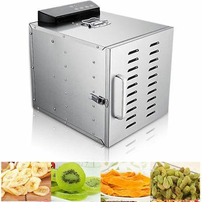 110/220V 6 Dehydrator Fruit Drying