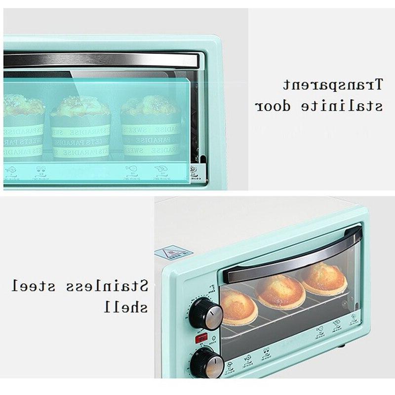 DMWD Electric <font><b>220V</b></font> 800W Multifunctional Pizza Baking Machine <font><b>Dehydrator</b></font>