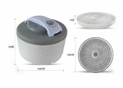 220V Fruit Dryer Vegetable Meat Pet Food Air-dryers Jerky