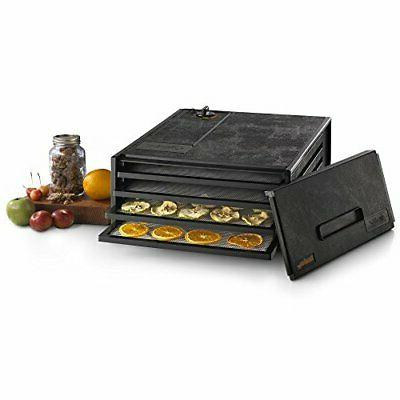 Excalibur 2400X 4-Tray Electric Food Dehydrator with with Adjustable