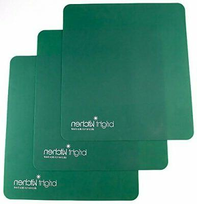 3 Silicone Non Stick Sheets fits Magic Mill Pro Dehydrator 6