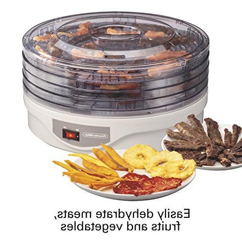 Proctor Silex 32120 Food Dehydrator Machine for 4