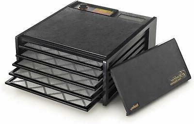 Excalibur 3500B 5-Tray Food Dehydrator Adjustable