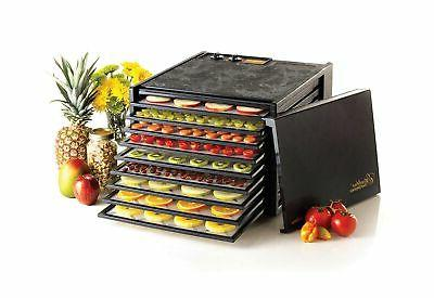3926tb 9 tray electric food dehydrator