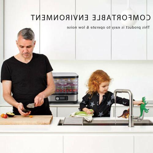 VIVOHOME 5 Food Vegetable Dryer Maker