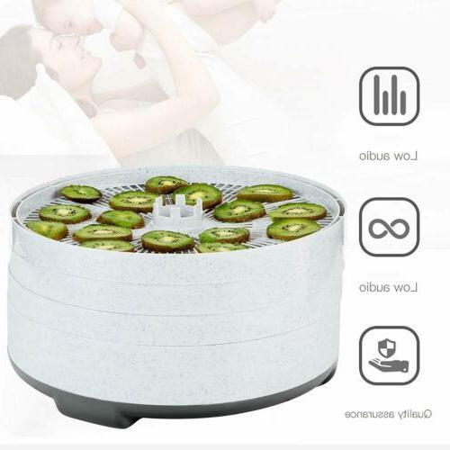 450W 5 Food Dehydrator Machine Fruit