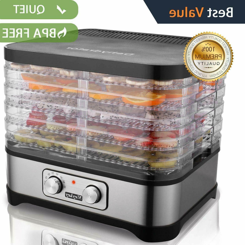 Food Dehydrator Fruit Dryer