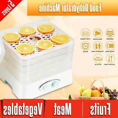 Dehydrator Machine Fruit Dryer Maker