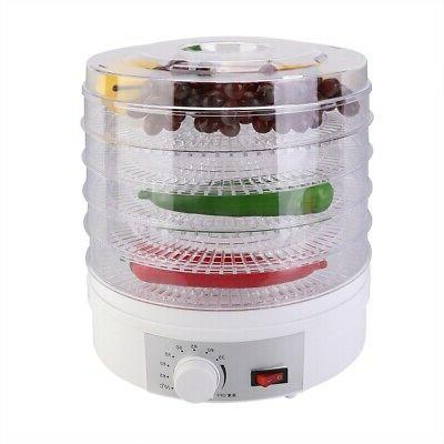 5 Dehydrator Temperature Dryer Meat