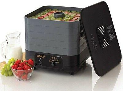 5 Food Dehydrator Machine Snack