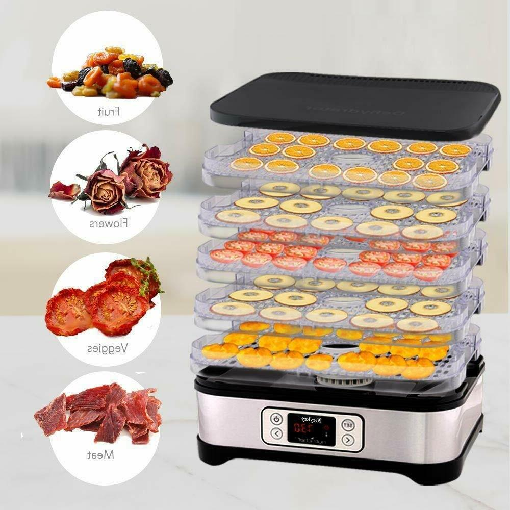 5 Food Dryer Meat