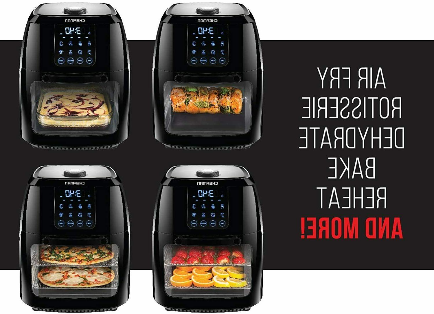 Chefman Air Convection Oven