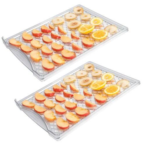 6-Tray Temperature Settings Efficient