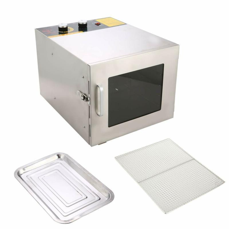 6 Food Machine Premium Stainless Electric