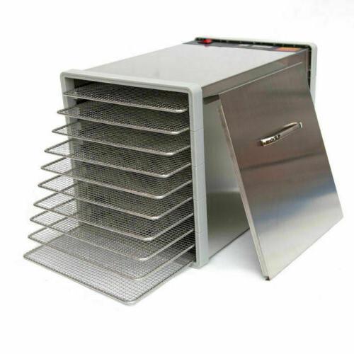 630W Steel Plastic Trays