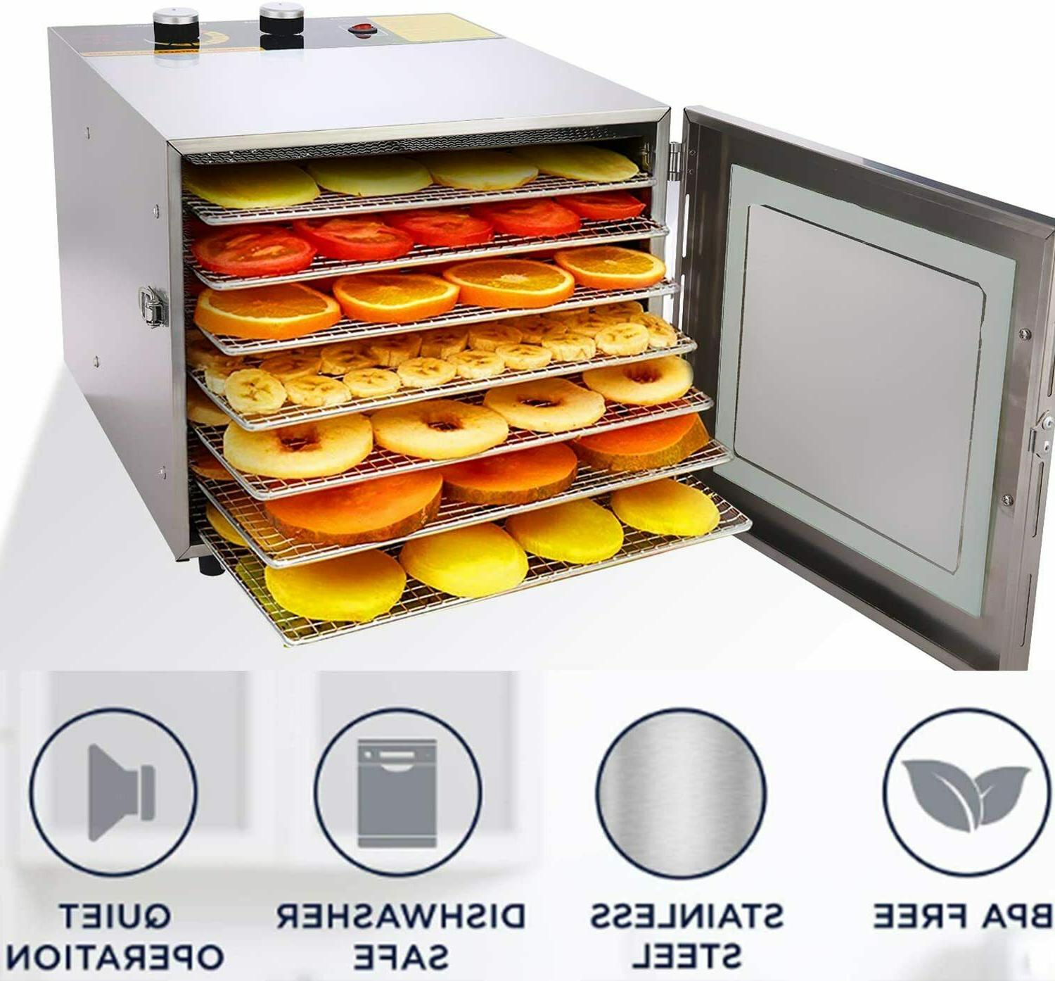 Stainless Dehydrator for Fruit