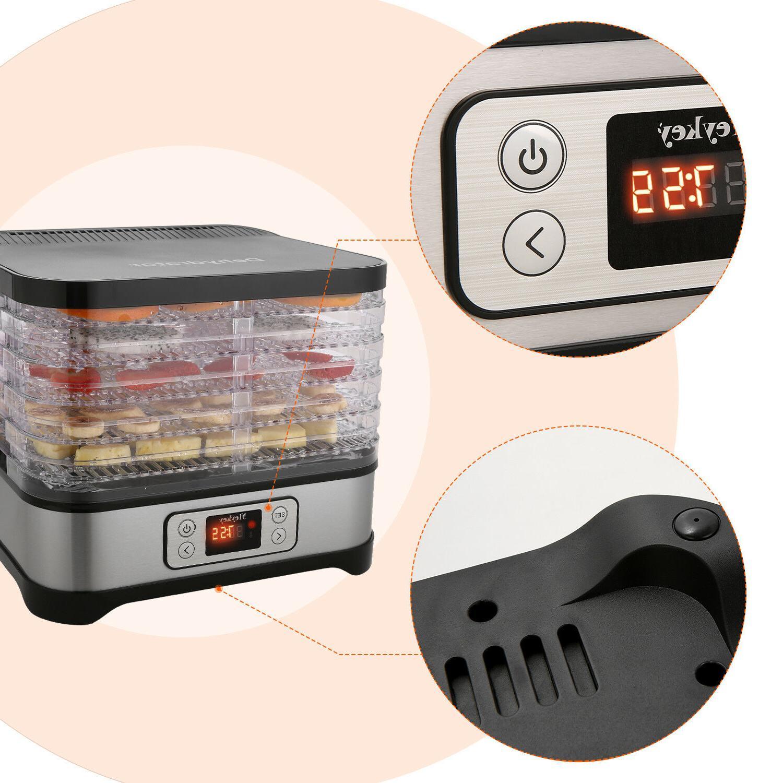 5/7 Food Dehydrator Dryer Blower