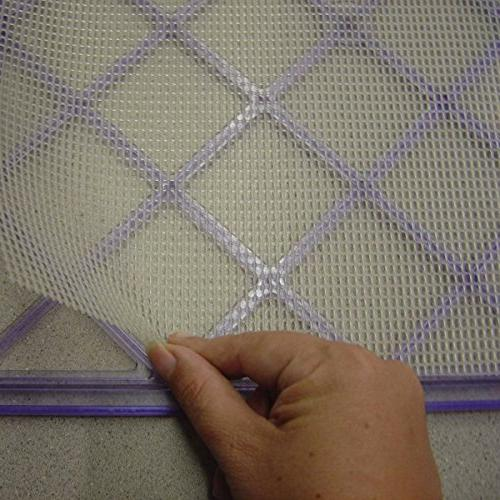 "Excalibur 14"" Polyscreen Mesh Inserts for 9 Tray"