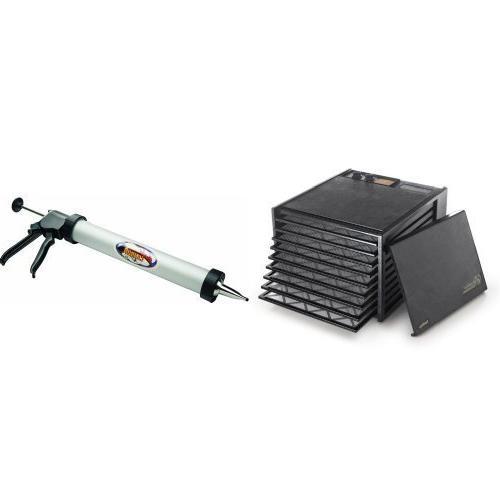 Excalibur 3926TB Food Dehydrator & LEM Jerky Cannon