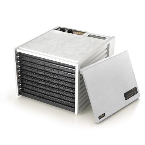 Excalibur - 9-tray Dehydrator - White
