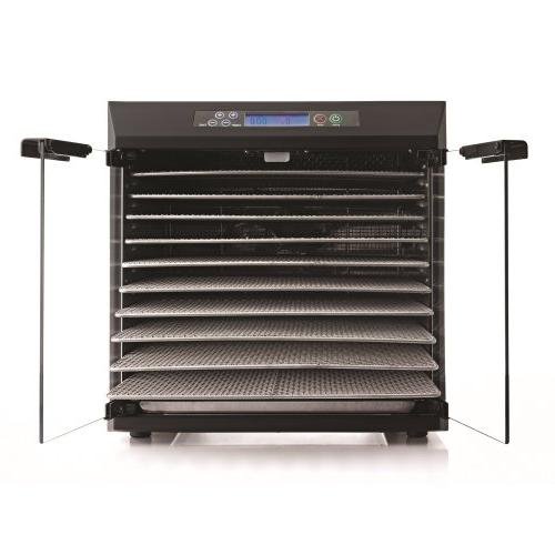 Excalibur EXC10EL 10-Tray with Stainless Steel Trays
