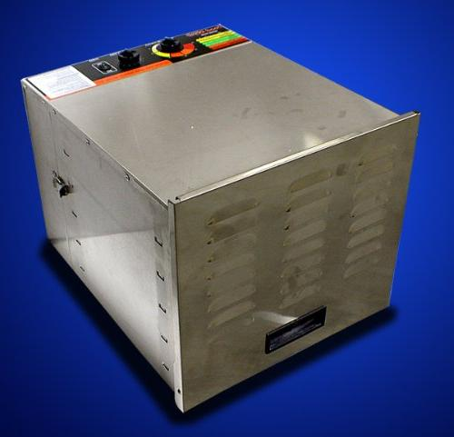 New Tray Stainless Food Jerky Blower Dehydrator