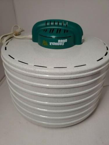 Open Country Dehydrator, 350-watt
