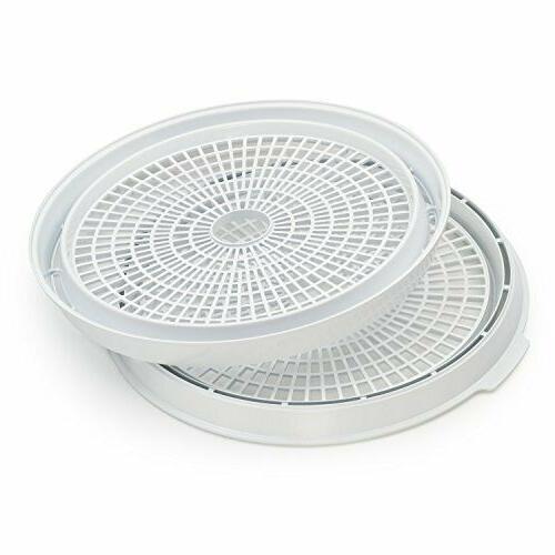 add nesting dehydrator trays