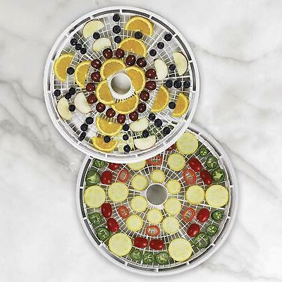 Tray Foods Herbs Flowers