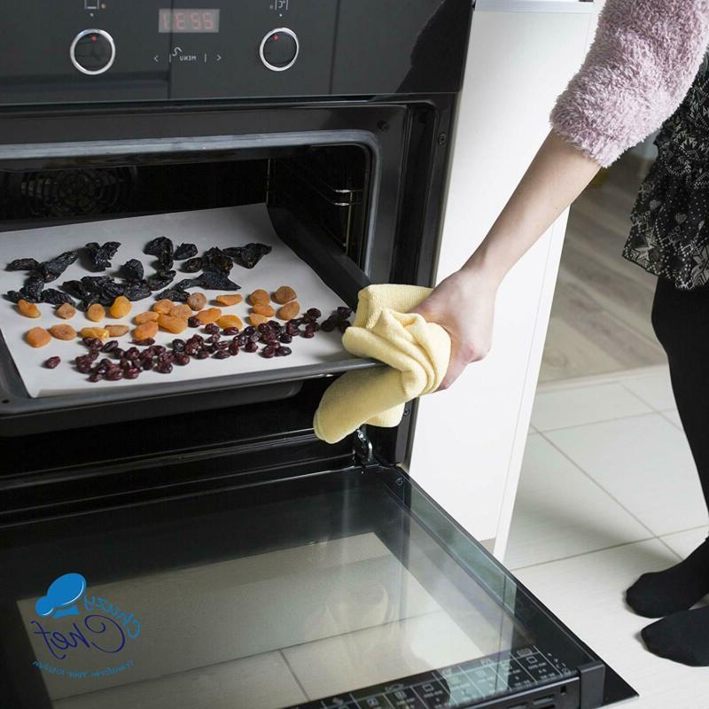 Baking Sheet - Set 9 Premium 14'' 14'' Food