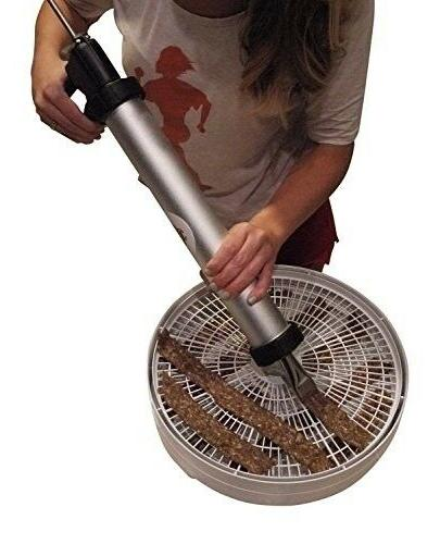Beef Jerky Capacity Maker Easy Clean Cannon Stick