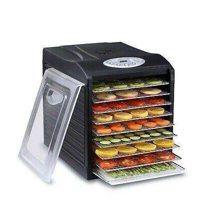 BioChef Food Dehydrator 9 BPA FREE Trays...