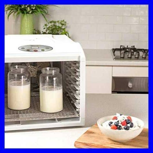 Biochef Sol Food Dehydrator 6 BPA Drying Trays