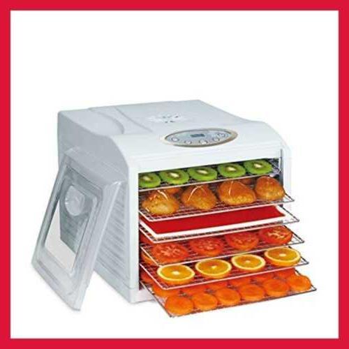 Biochef Food Dehydrator BPA FREE Drying
