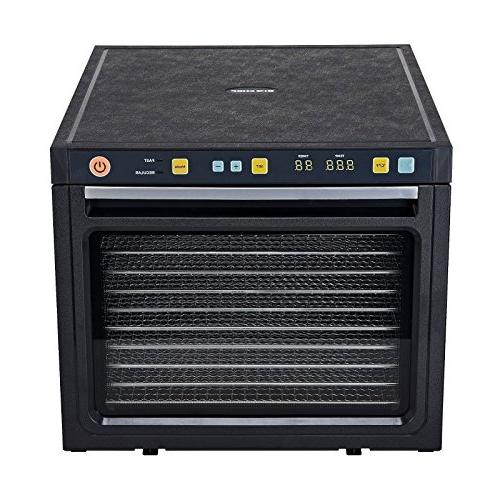 BioChef Savana Dehydrator Machine BPA Steel Trays, System Technology, , Yr Warranty, Fruit & Dryer