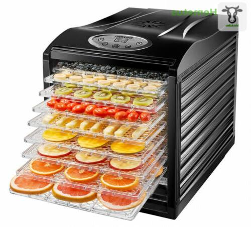 chefman food dehydrator machine professional electric multi
