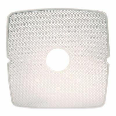 clean a screen food dehydrator plastic tray