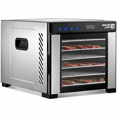 commercial food dehydrator machine easy setup digital