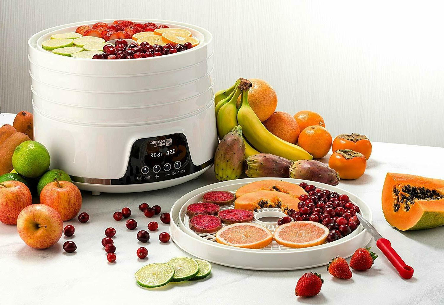Magic Commercial pro 5 Food Dehydrator with