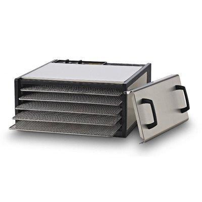 Excalibur D500SHD Stainless Steel 5 Tray Trays