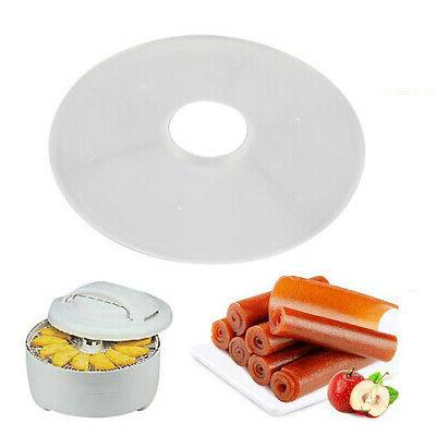 2pc Silicone Accessories Dehydrator Fruit Food